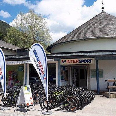 Bike Verleih am Weissensee