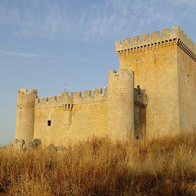 Villalonso, Castillo