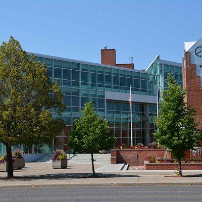 Medicine Hat City Hall