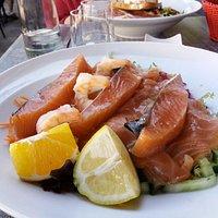 salade mer & rivière