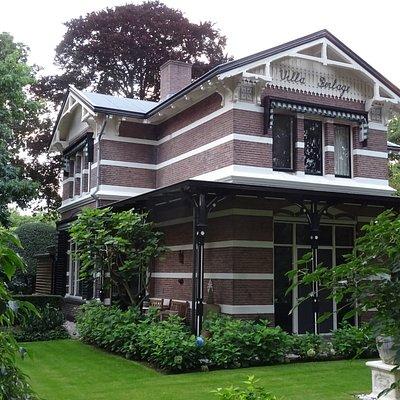 -beschermd Stadsgezicht Villapark Berkeloord Lochum-