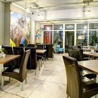 LH Point - Restaurant (interior)