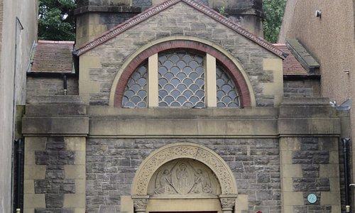 Tiny wee church