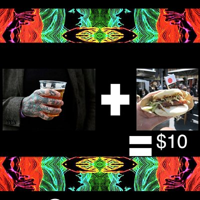 Happy hour wed to sun 4pm to 7pm beer and achos burger $10 ayee aye!