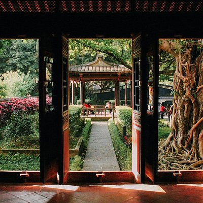 Discover the charm of the old Chinese Taipei