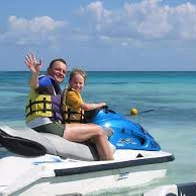 Jet skis $55 PP Tandum, $80 Solo Obstacle coarse 30 mins.