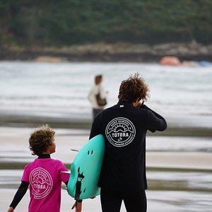 Si quieres disfrutar del surf y aprender este es tu lugar 100%