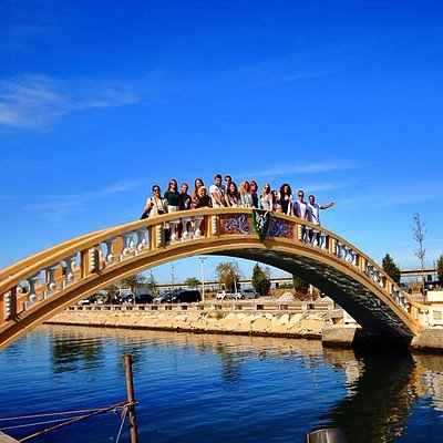 The best way to explore Aveiro