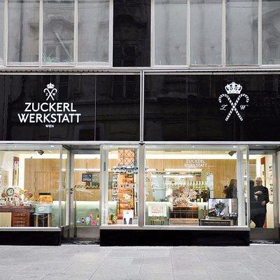 Zuckerlwerkstatt Wien - Herrengasse