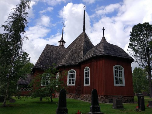 Old Church of Keuruu