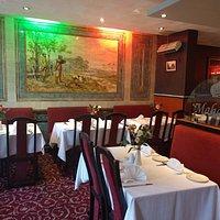 The Maharani restaurant