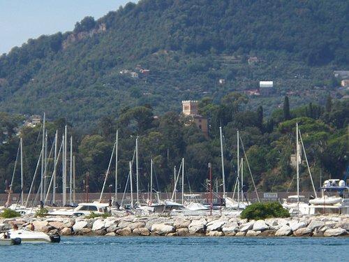 vista da Rapallo
