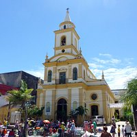 Igreja Nossa Senhora do Patrocínio - Fortaleza, Ceará