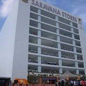 New Saravana Stores in Padi junction