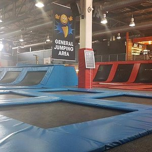 general jumping area