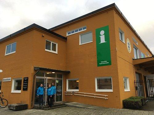 Stavanger Tourist Information Office at Strandkaien 61
