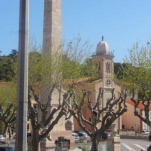 Église Notre-Dame-de-Bonne-Nouvelle, Port-Vendres (Pyrénées-Orientales, Occitanie), France.
