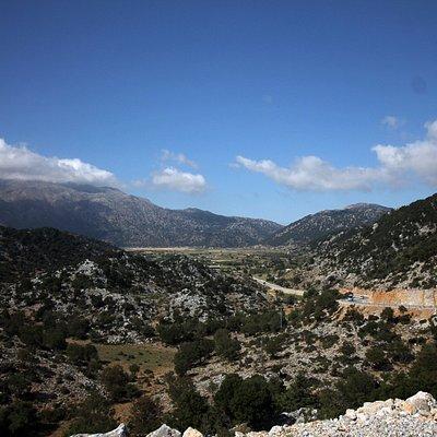 Плато Омалос, Крит