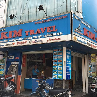 KIM TRAVEL OFFICE 189 DE THAM, DIST.1, HO CHI MINH CITY