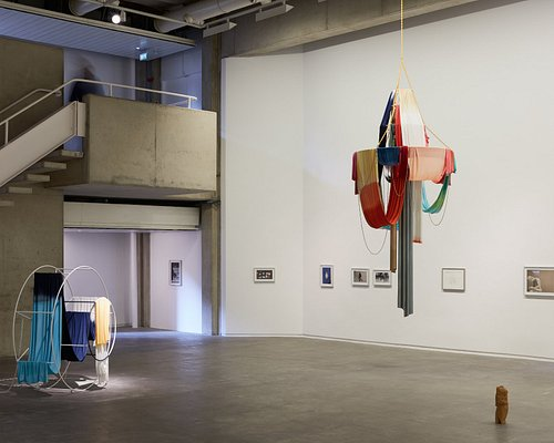 Installation View of Isabel Nolan's solo exhibition Calling on Gravity, Jul 28th - Sept 30th 201