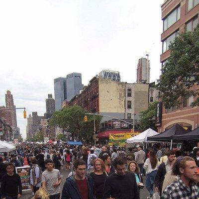 Festival Internacional de la Comida 9º Avenida