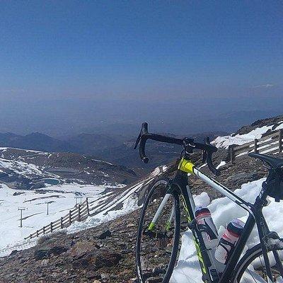 Pico Veleta, Top Veleta