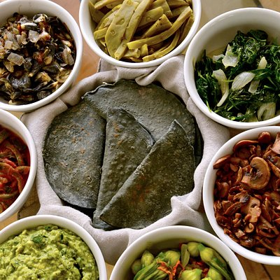 Private authentic Mexican market tour and cooking class in Mexico City - Traveling Spoon