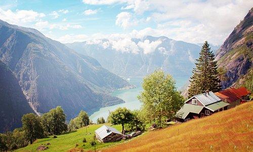 Kjeåsen mountain farm