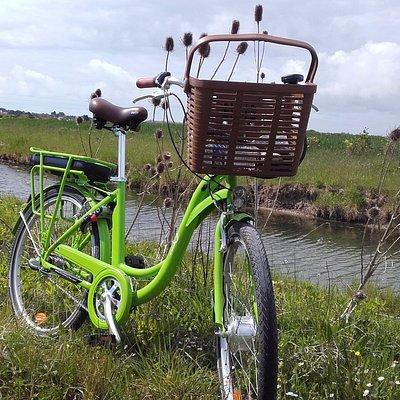 Balade jusqu'à Noirmoutier grâce au vélo à assistance électrique Vélivélo