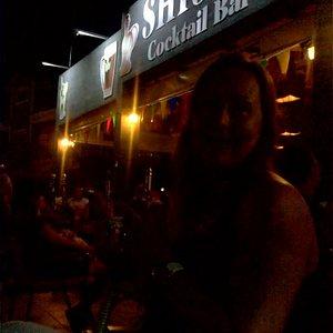 SHISHA Coctail bar at Kalamaki