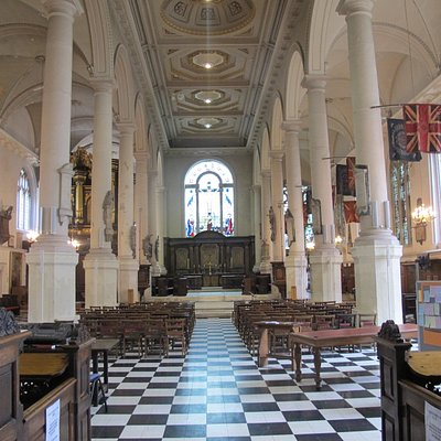 St. Sepulchre Without Newgate Church London
