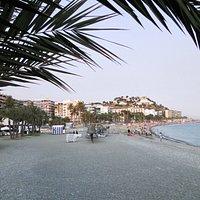 Almuñecar Playa Puerta del Mar