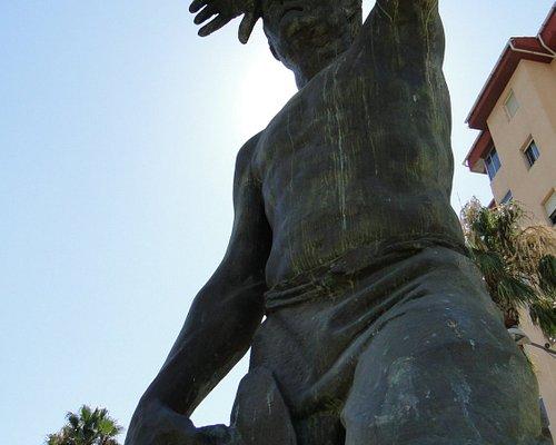 Almuñecar Hombre del Campo homenaje