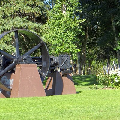 Connaught Hill Park, Prince George