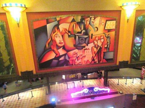 Century 18 Sam's Town Movie Lobby Area