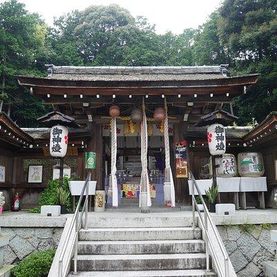 大野神社の本殿