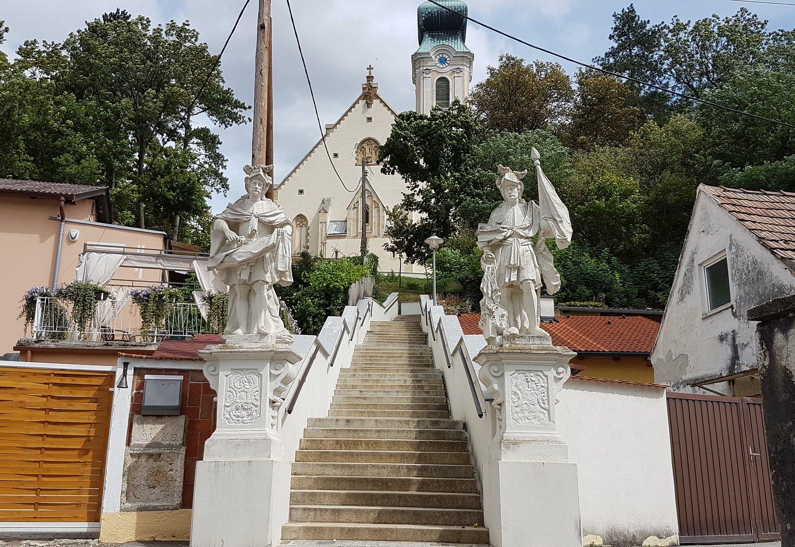 Stadtpfarrkirche - Kath. Pfarrkirche hl. Martin
