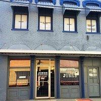 Jones Restaurant established in 1954