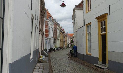 omgeving Vismarkt Middelburg