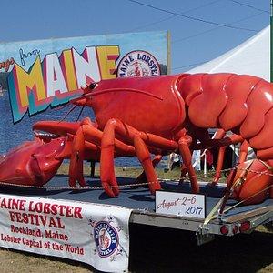 70th annual Lobster Fest