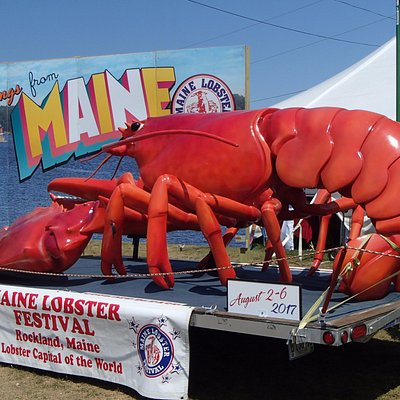 70th annual Lobster Fest