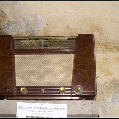 vieux transistor