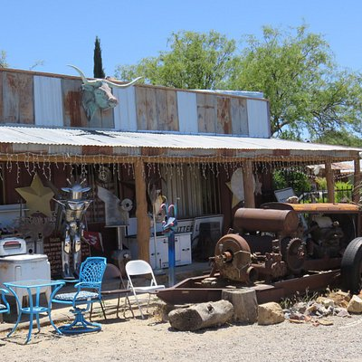 Sue and Jerry's Trading Post
