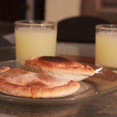 Empanadas (massa da casa)