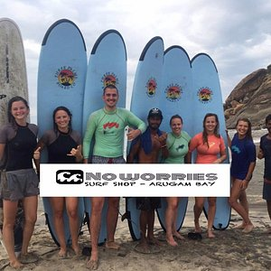 ##surf lesson#The fun group