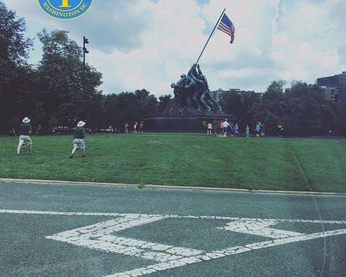 Iwo Jima memorial D.C