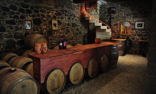 Chais de St-Pierre, dégustation de vins