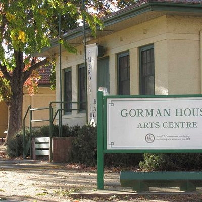 Arts Centre... not just an ex-market