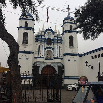 Santuario de Nuestra Senora del Carmen