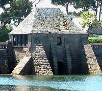 moulin à marai